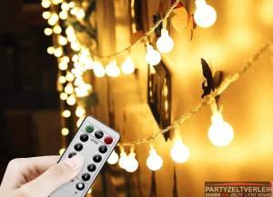 LED-Lichterkette indoor/outdoor 5m