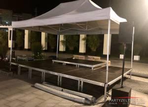 Bühnenboden-Tanzboden-In und Outdoor inkl. Auf-und Abbau