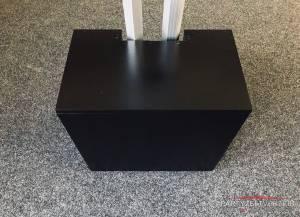 Gewicht 80kg Verbinder Schwarz