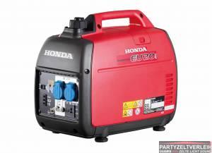 Honda EU 20i Stromerzeuger bis 2000 Watt - full-full Regelung