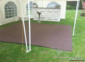 Teppich Boden Preis je Quadratmeter                                        inkl. Lieferung und Verlegung