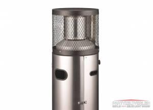 Kompakter In/Outdoor Gas-Terrassenheizer mit 6 KW Heizleistung